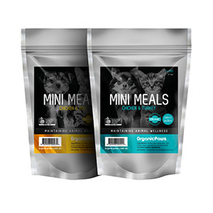 buy organic paws mini meals